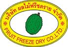ทุเรยนฟรีซดราย, Fruit freeze dry
